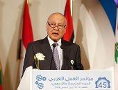 أبو الغيط ينعى ضحايا حادث تحطم طائرة الجزائر العسكرية
