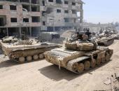 فرار 110 مدنيين على الأقل من شرقى الفرات خلال الساعات 24 الماضية