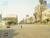 """صور.. أحياء القاهرة فى الأعياد """"فاضية يا دنيا فاضية"""""""