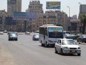 عودة الحركة فى الشوارع والميادين بعد ساعة من انتهاء اليوم الـ68 من حظر التجول