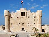 قلعة قايتباى مستعدة لاستقبال الجمهور فى العيد.. والدخول للطلبة بـ 5 جنيه
