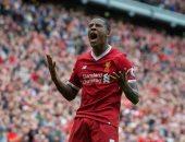 فينالدوم يسجل أول أهداف ليفربول ضد توتنهام