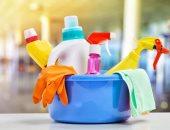 منتجات التنظيف المنزلية قد تصيب الأطفال بالسمنة.. اعرف السبب