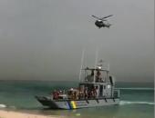 حرس السواحل الليبى : انقاذ 116 مهاجرا غير شرعى بينهم مصريين
