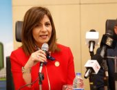 مؤتمر صحفى لوزيرة الهجرة لإعلان إجراءات توفير شهادة أمان للمصريين بالخارج