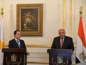 بيان للخارجية: سامح شكرى أكد التزام مصر بالإطار التعاونى بين شمال وجنوب المتوسط