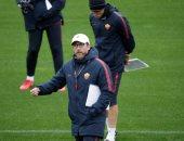 """مدرب روما: نأمل فى تحقيق """"ريمونتادا"""" أمام ليفربول غدا"""