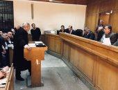 إحالة المتهم بقتل أمين شرطة وطعن 3 آخرين بالحسين للمحاكمة الجنائية