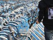 صور.. الصين تستبدل آلاف الدراجات القديمة بأخرى حديثة لخدمة المواطنين