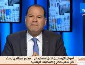 """فيديو.. نشأت الديهى يفضح إعلامى هولندى تلقى دعمًا من """"الإخوان الإرهابية"""""""
