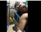 فيديو.. أحد الناجين يروى تفاصيل سقوط الطائرة العسكرية فى الجزائر