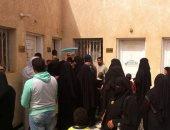 صور .. الكشف على 1000 مريض من قرى الواحات البحرية بقافلة جامعة المنوفية