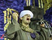 محمود التهامى وفتحى سلامة يمدحان النبى بتوزيعات جديدة بمهرجان القلعة