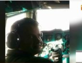وسائل إعلام تنشر صورة لقائد طائرة الجزائر العسكرية المنكوبة