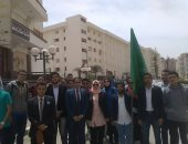 17 طالب من العلوم الطبية يمثلون جامعة المنوفية فى الملتقى الطلابى ببنى سويف