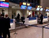 ننشر صور الاستعدادات لوصول أول رحلة روسية إلى مطار القاهرة الدولى