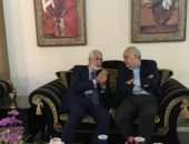 وزير الخارجية الليبى يبحث مع غسان سلامة المستجدات فى ليبيا