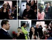 فيديو وصور.. الطيران الروسى يصل القاهرة.. المطار يستقبل أول رحلة من موسكو بعد قرار عودة الطيران.. 160 راكبا يصلون على طائرة إيرباص A 320.. والركاب يؤكدون: نشعر بالأمان وسنستمتع بجو مصر