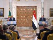 الرئيس السيسي: علاقة مصر بالبرتغال نموذج للاعتزاز والتقدير (صور)
