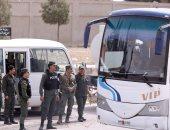 مركز المصالحة الروسى: عودة أكثر من 65 ألف مدنى إلى منازلهم فى الغوطة الشرقية