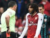 ساوثهامبتون يُبدى غضبه من رفع الإيقاف 3 مباريات عن محمد الننى