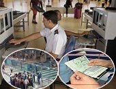 ضبط 10 سيدات تسللن للبلاد بتأشيرات مزورة عبر أسوان