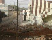 وفد من وزارة الإسكان يتفقد الموقع الخاص بمحطة مياه أبا بمغاغة