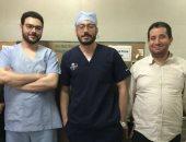 نجاح أول حالة استئصال ورم بالمخ والمريض متيقظ بالمؤسسة العلاجية.. صور