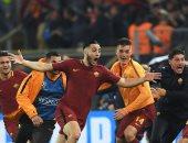 فيديو.. مشوار روما فى دورى أبطال أوروبا قبل مواجهة ليفربول الليلة
