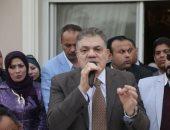 السيد البدوى رئيس حزب الوفد السابق يعلن اعتزاله العمل السياسى