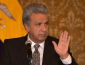 الرئيس الإكوادورى يتوصل لاتفاق مع المعارضين لإنهاء الاحتجاجات