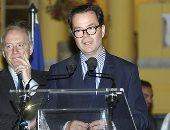 وزير خارجية فرنسا الأسبق: مصر هى الدولة الأكثر إستقرارا فى الشرق الأوسط (صور)