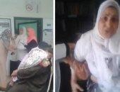 فيديو.. خناقة بين الممرضات وسيدة داخل وحدة سجين الصحية بالغربية