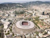 توسيع ملعب كامب نو يكلف برشلونة 600 مليون يورو