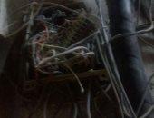 """شكوى تهالك """"بوكس"""" التليفونات الأرضية لسنترال مصطفى كامل بالإسكندرية"""