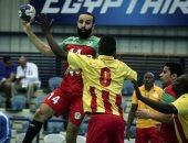 سبورتنج يهزم إنتر كلوب الكونغولى فى بطولة أفريقيا لكؤوس اليد