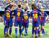 فيديو.. برشلونة يقترب من التتويج بالدوري الإسباني بثنائية فى فالنسيا