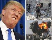 وزارة الدفاع الأمريكية تكشف تفاصيل ضرب سوريا.. الغارات استهدفت 3 منشآت لإنتاج السلاح الكيميائى بـ105 صاروخ.. لا مؤشر على استخدام أنظمة الدفاع الروسية.. والبنتاجون يؤكد: ركزنا على تقليل الأضرار الجانبية