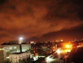 سانا: الدفاع الجوى السورى يعترض 3 صواريخ تستهدف مطار الضمير العسكرى شمال دمشق