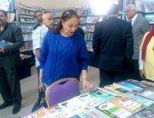 صور.. الهيئة العامة الكتاب تفتتح 3 معارض اليوم