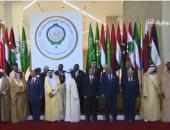 رئيس مفوضية الاتحاد الأفريقى بالقمة العربية: لابد من من دعم كفاح شعب فلسطين
