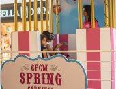 """صور.. احتفالات الربيع فى كايرو فستيفال سيتي مول بالتزامن مع انطلاق """"ريد بول فى الشارع"""""""