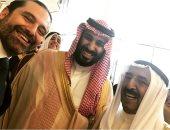 سعد الحريرى: دعم الأمير محمد بن سلمان محورى لاستقرار لبنان