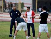 """خالد جلال للاعبى الزمالك: """"أنتم الأحق بالدورى"""""""