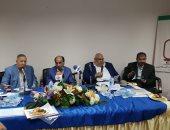 رئيس مستثمرى نوييع يعرض على أعضاء اتحاد المستثمرين حجز وحدات تجارية بالمنطقة