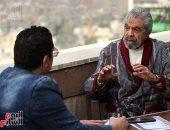 سمير الإسكندرانى لليوم السابع: عبد الوهاب قال لى لو عندى صوتك كنت خربت الدنيا