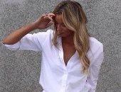لعشاق الأبيض.. 4 موديلات بلون الفرح لفساتين الصيف
