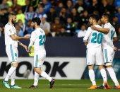 اهداف مباراة ريال مدريد ومالاجا 2 – 1 فى الدوري الاسباني