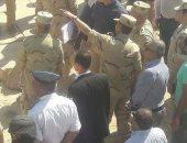 صور.. وزير الآثار يزور طريق الكباش للمرة الثانية خلال أبريل
