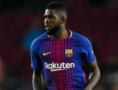 خطر الرحيل يهدد 9 لاعبين فى برشلونة